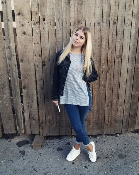 Single russian girl from Novosibirsk